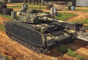 PzKpfw. II Ausf. j dohazování